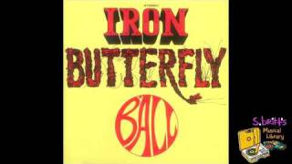 "Iron Butterfly ""Real Fright"""