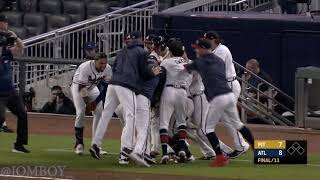 Ozzie Albies hits a walk off in the 11th inning to beat the Pirates, a breakdown