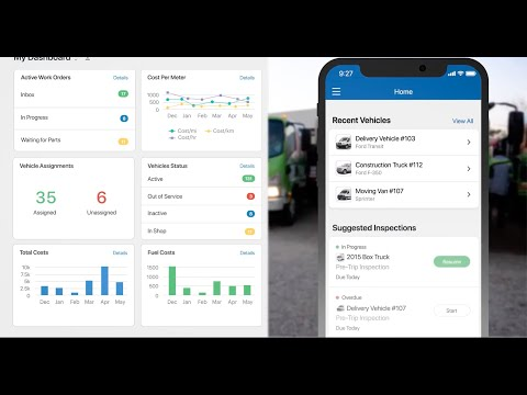 A video showing how Fleetio Manage works.