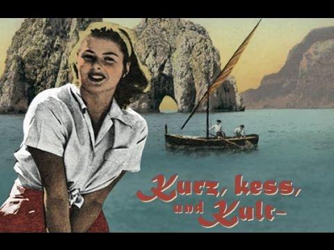 Sonja De Lennart und die Caprihose - Kurz, kess und Kult