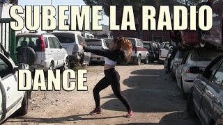 Enrique Iglesias - SUBEME LA RADIO || Choreography and dance @pawgli