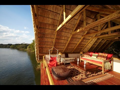 spend a virtual day on the banks of the Zambezi
