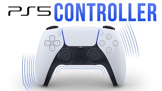 "Sony officially revealed the controller for the PlayStation 5, dubbed ""DualSense."" What is it, and what does it mean for the PS5? Let's take a quick look.  Subscribe for more: http://youtube.com/gameranxtv"