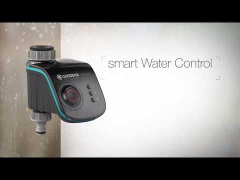 Gardena Smart Vann kontroll sett - film på YouTube