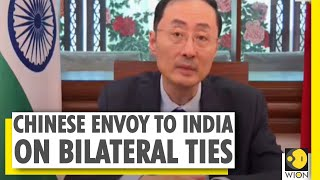 Chinese Envoy to India | COVID-19 is a common enemy | India-China ties - Download this Video in MP3, M4A, WEBM, MP4, 3GP