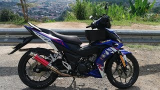 rs150r exhaust apido - TH-Clip