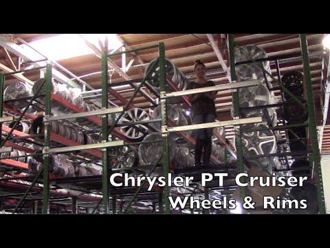 Factory Original Chrysler PT Cruiser Wheels & Chrysler PT Cruiser Rims – OriginalWheels.com