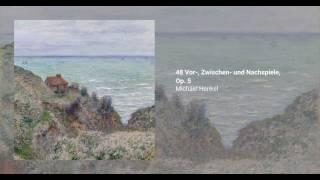 48 Vor-, Zwischen- und Nachspiele, Op. 5