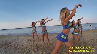 Alvaro Soler - La cintura (Ballo di gruppo) ANIMAZIONE CIQUIBUM