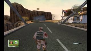 Conflict Desert Storm Gameplay and Commentary