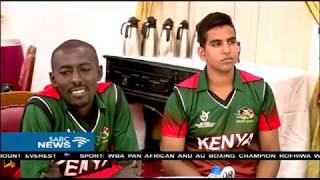 Kenya Under-19 Cricket Team Ready For The World Cup