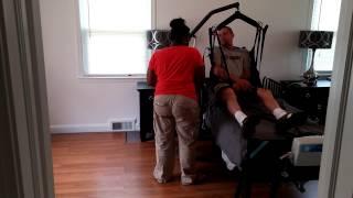Temporary Wheelchair Flooring