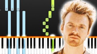FINNEAS   Let's Fall In Love For The Night (Piano Tutorial) By MUSICHELP