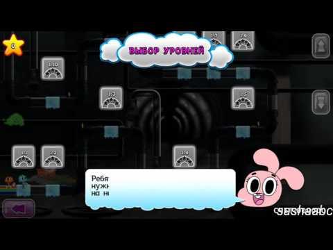 gumball rainbow обзор игры андроид game rewiew android