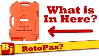 Whats rotopax first aid kit