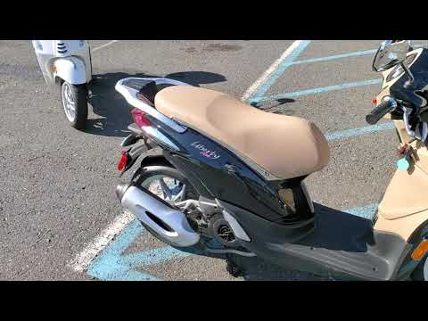 2020 Piaggio Liberty 150 in Middletown, New Jersey - Video 1