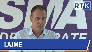 RTK3 Lajmet e orës 14:00 13.09.2019