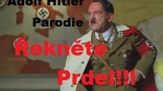 Adolf Hitler Parodie Řekněte Prdel