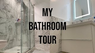 My Renovated Bathroom Tour