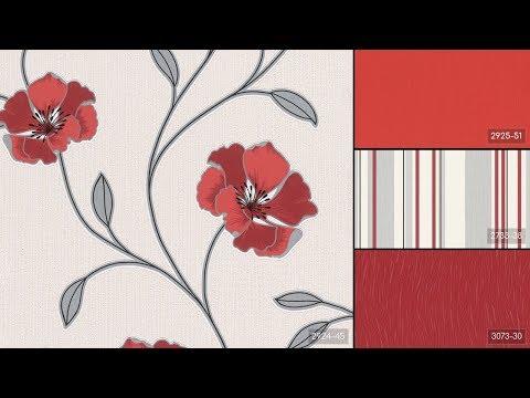 Видео AS Creation Jugendstil