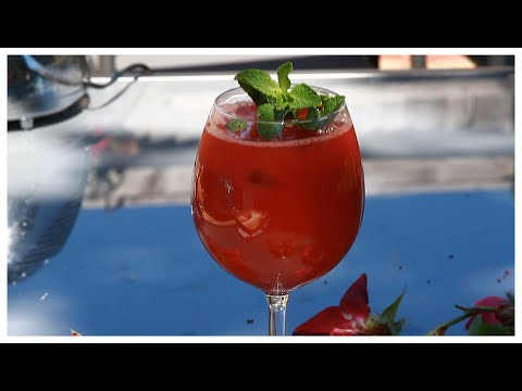 Beetroot & Carrot Juice ( Yummy ) Detoxifying Juice Recipe  | Chef Ricardo Cooking