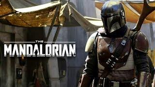 Star Wars The Mandalorian Vorstellung & Trailer (?)   Star Wars Celebration Deutsch