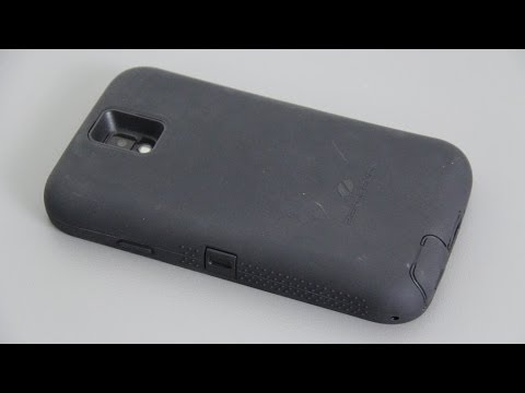 ZeroLemon Samsung Galaxy Note 3 10000mah Extended Battery with NFC + Zeroshock Rugged Case