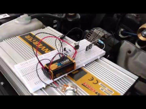 Prototype DIY Electronic Fuel Injection