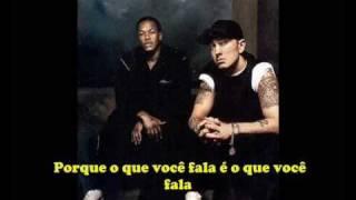 Eminem ft. Dr. Dre - Say What You say (Legendado PT-BR) - Video Youtube