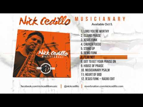 Nick Cedillo Musicianary NEW ALBUM Youtube Sampler
