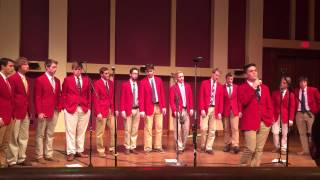 "SLU Singing Saints - ""Coal War"""