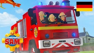 Feuerwehrmann Sam Deutsch Neue Folgen | Lodernde Flammen 🚒  Feuerwehrmannschaft |Cartoons fur Kinder