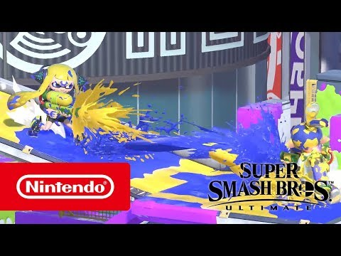 Chain Smashing #2 de Super Smash Bros. Ultimate