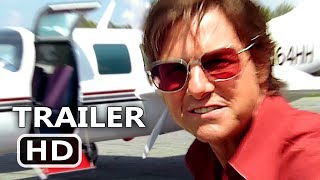 AMERICAN MADE Official Trailer (2017) Tom Cruise Action Movie HD