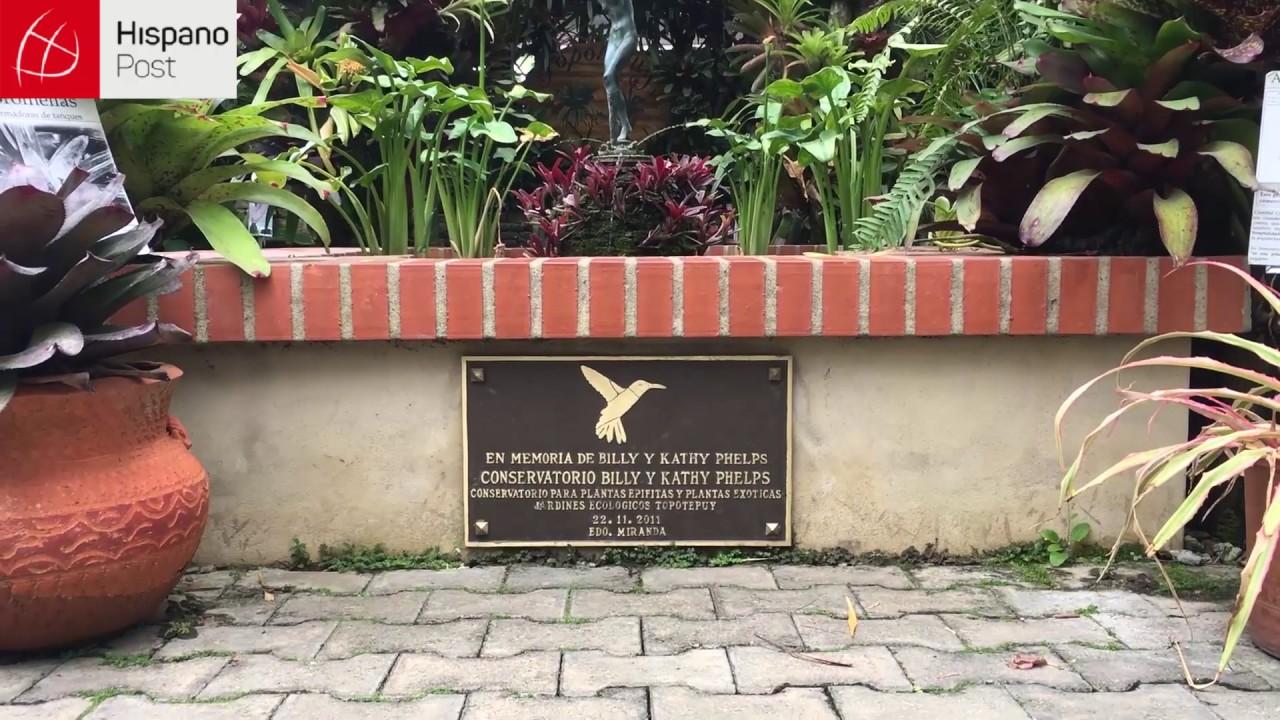 Topotepuy: el único jardín autosustentable de Venezuela