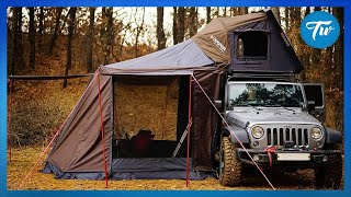 3 Amazing Camping Tents ➡2