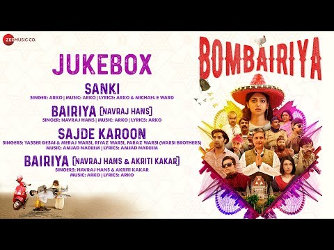 Bombairiya - Full Movie Audio Jukebox | Radhika Ap