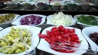 Питание в отеле Xperience Kiroseiz Premier  5* завтрак, обед, ужин.Часть3
