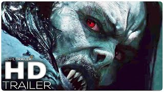 MORBIUS Official Trailer (2020) Jared Leto, Marvel Movie HD