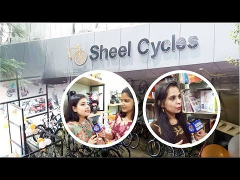 Sheel Cycles & Auto Stores, Kids & Fitness Sections Opening Watch Live