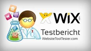 Wix.com Testbericht - Vor- Und Nachteile Des Homepage-Baukastens
