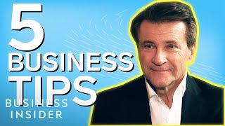 Shark Tank's Robert Herjavec's Top 5 Business Tips For Entrepreneurs