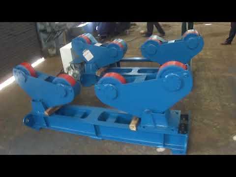 MOGRA Welding Rotator (Self-Aligning Type)
