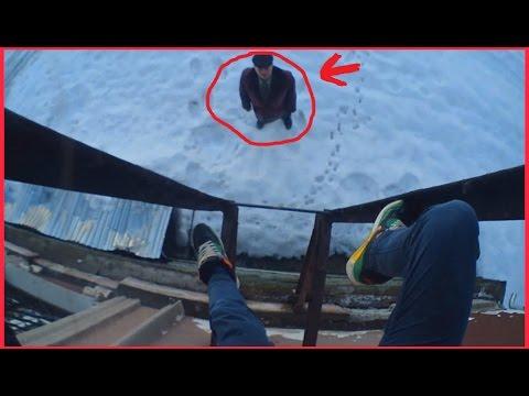 , title : 'Руферы неудачники Приняли на крыше'