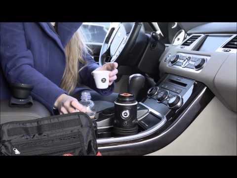 Lavazza Espressgo (koffiemachine voor onderweg) - Van Helden Relatiegeschenken