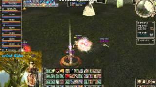 2011-01-05 리니지2 [Lineage2] 악인 Vs LOK 팟대팟 교전
