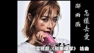 【甜蜜暴擊】邵雨薇 - 怎樣去愛  電視劇《甜蜜暴擊》插曲♬♫動態歌詞MV【高音質】(2018)