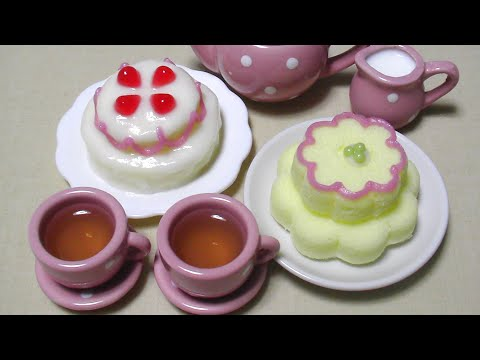 Kracie - happy kitchen #5 - Decoration Cake Kit 可食