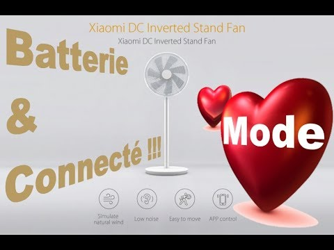 Xiaomi Mi fan review