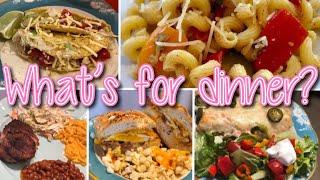 EASY FAMILY DINNER IDEAS | WHAT'S FOR DINNER WEDNESDAY! MAY 2019